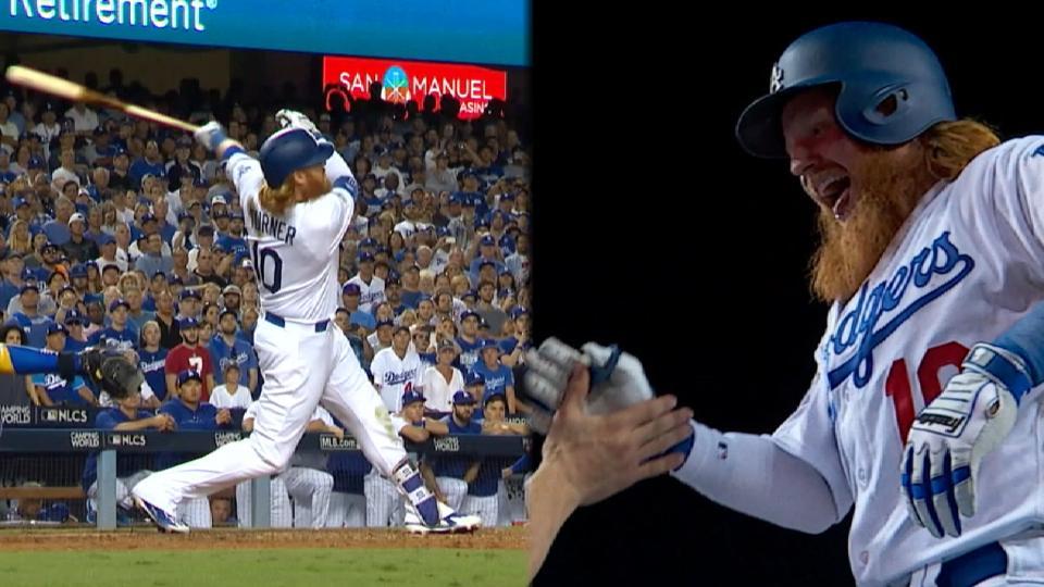 Best MLBer, Postseason: Turner