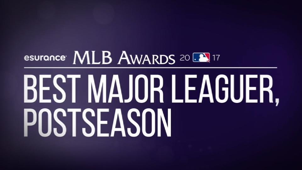 Best MLBer, Postseason