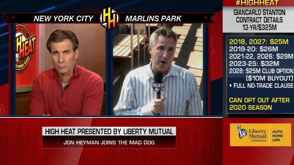 High Heat: Jon Heyman