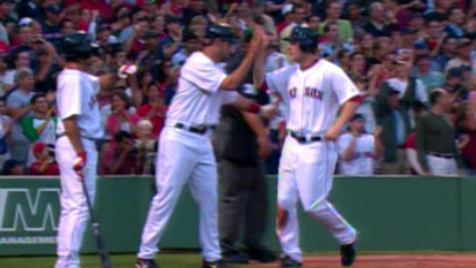 Red Sox's historic 10-run first