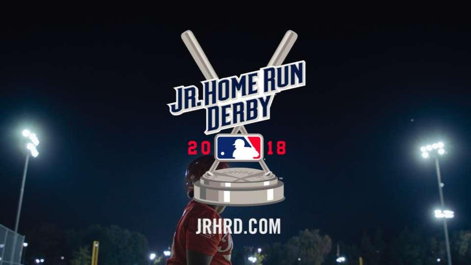 Participa en el Jr HR Derby