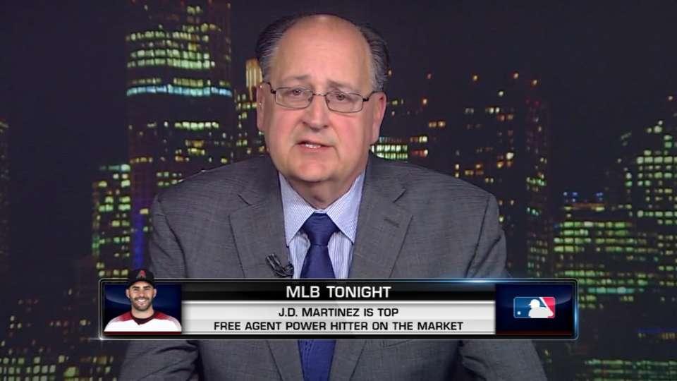 MLB Tonight: Cora, Martinez