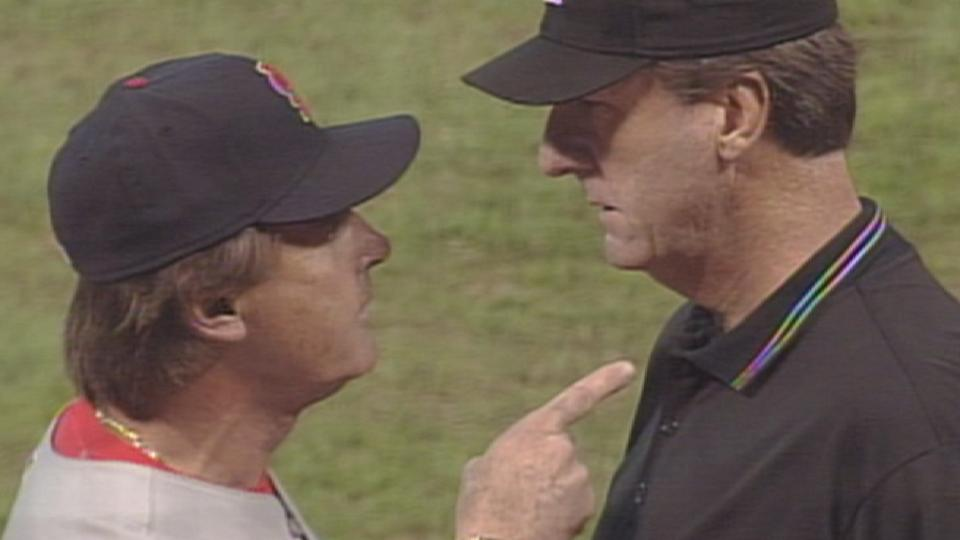 La Russa ejected in 7th