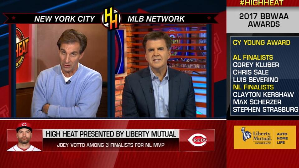 Kenny on Votto for NL MVP
