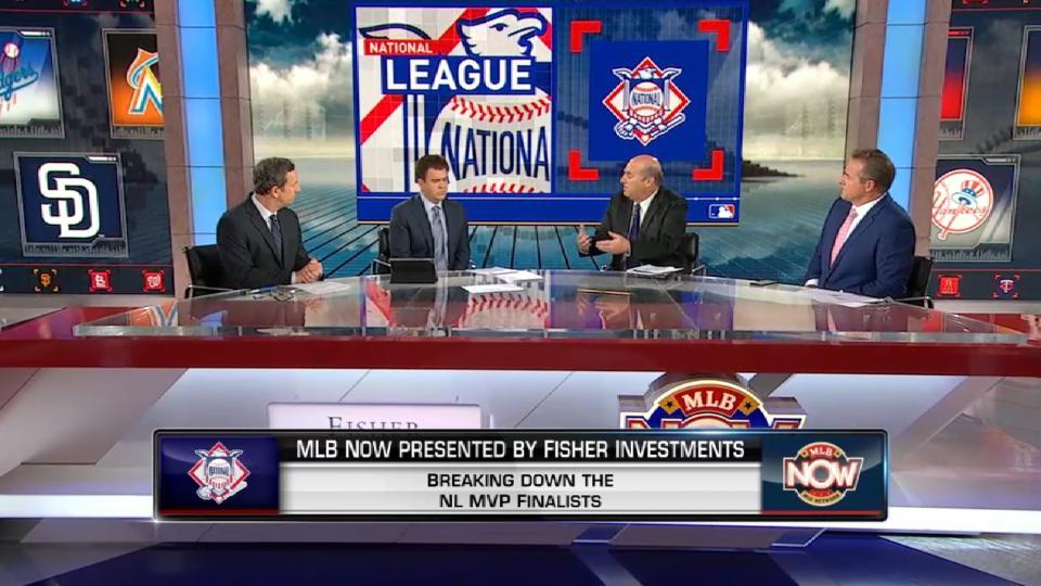 MLB Now: BBWAA finalists