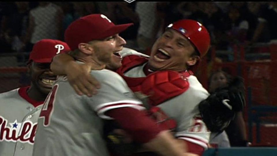 Halladay's perfect game