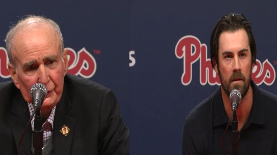 Phillies remember Doc