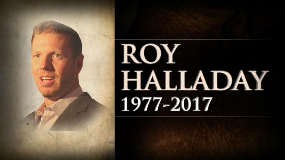 Halladay's Major League career