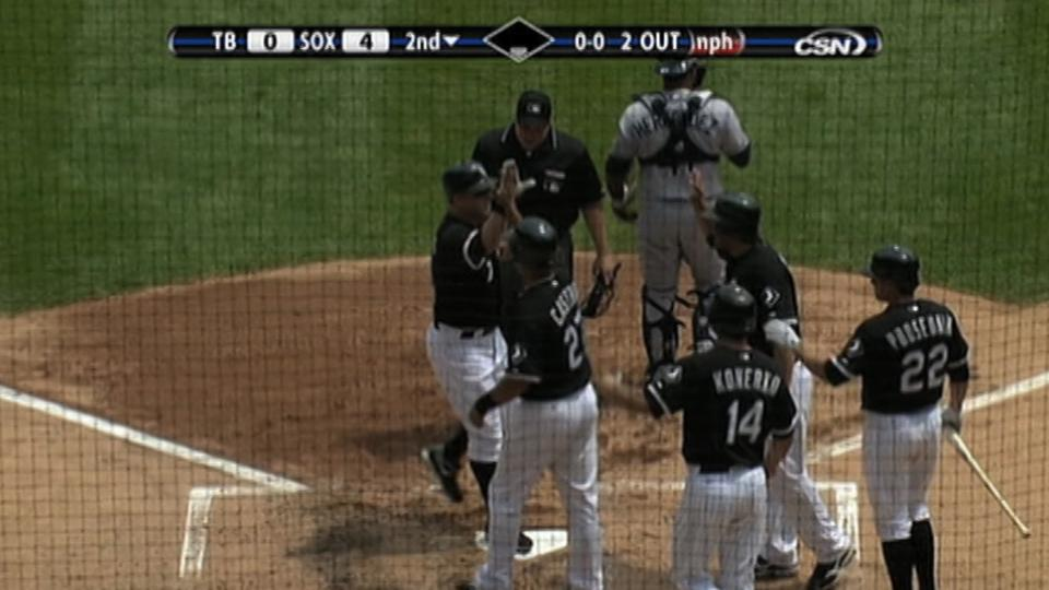 Fields' grand slam