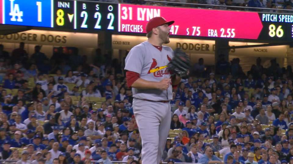 Cards give Lynn qualifying offer