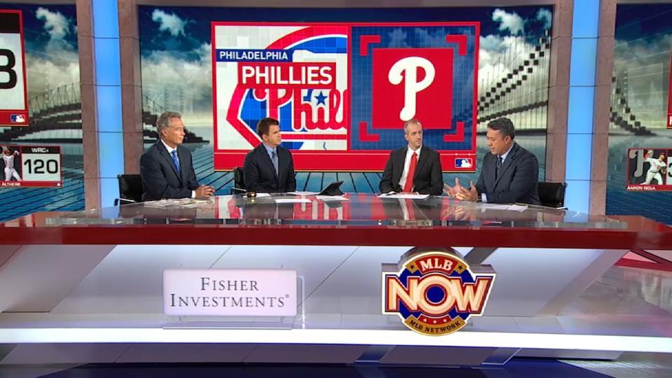 MLB Now: Kapler joins Phillies