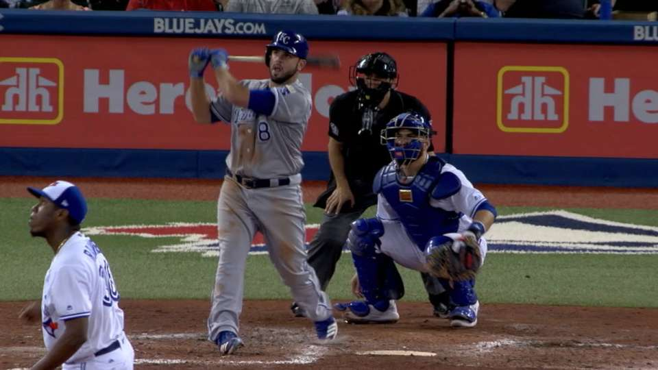 Moustakas' comeback season