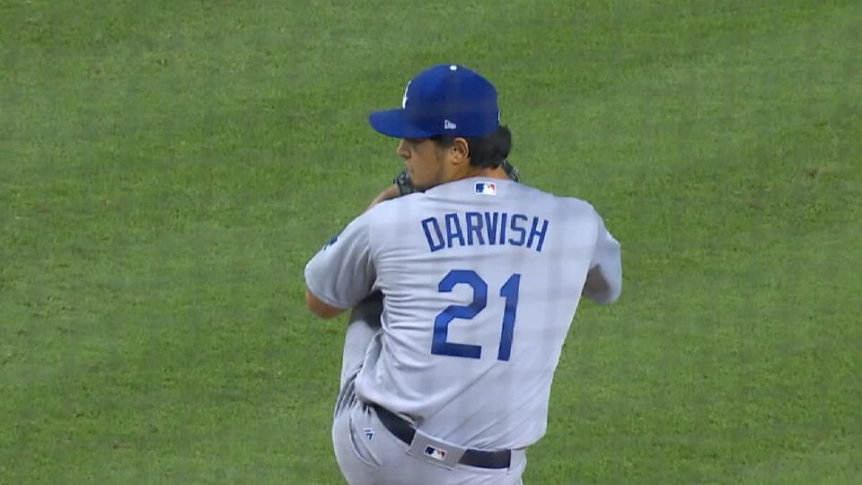 Notable Free Agent: Darvish