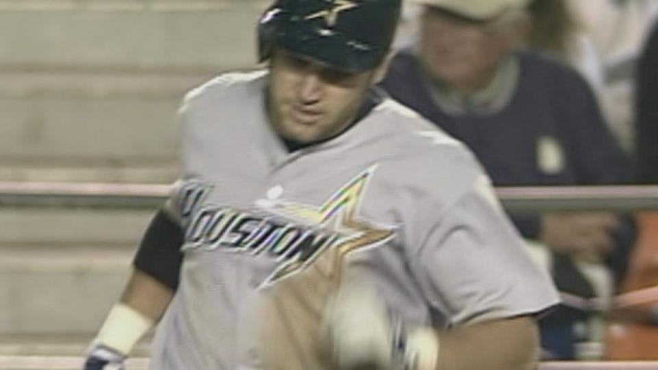 Berkman's two home runs