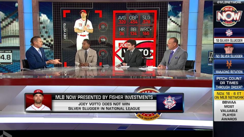 MLB Now: First basemen
