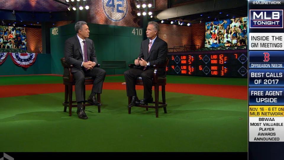 MLB Tonight: GM Meetings