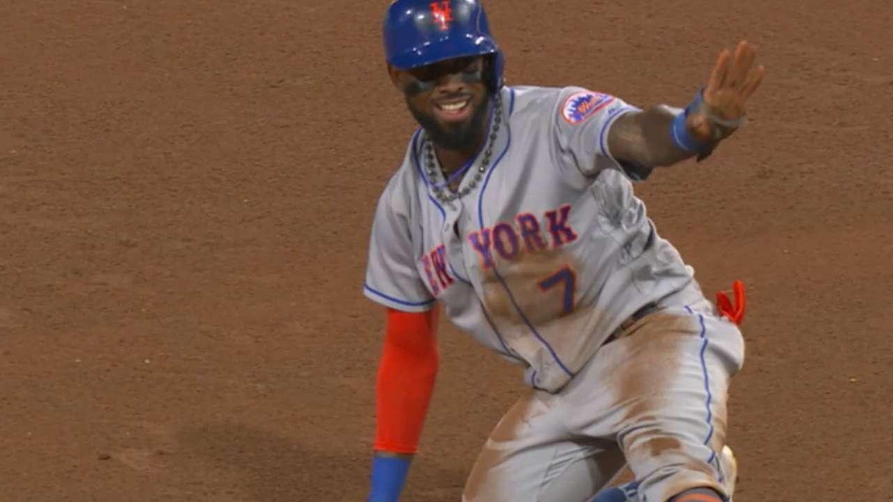 José Reyes orgulloso tras sumar 500 bases robadas | New York Mets