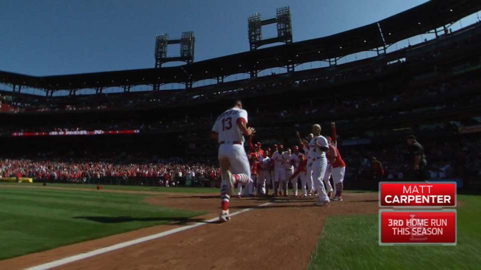 Carpenter's walk-off grand slam