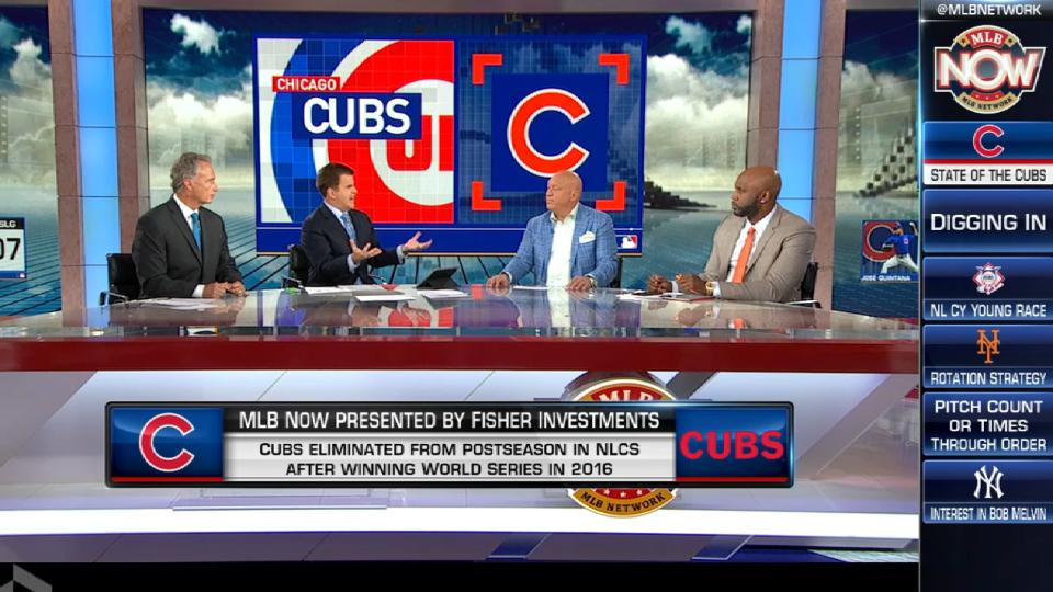 State of the Cubs