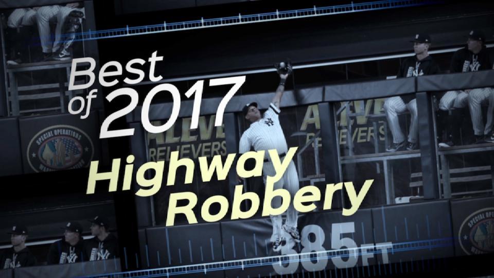 Best of 2017: Highway Robbery