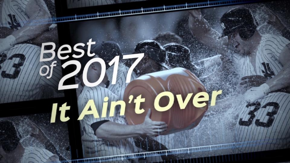 Best of 2017: It Ain't Over