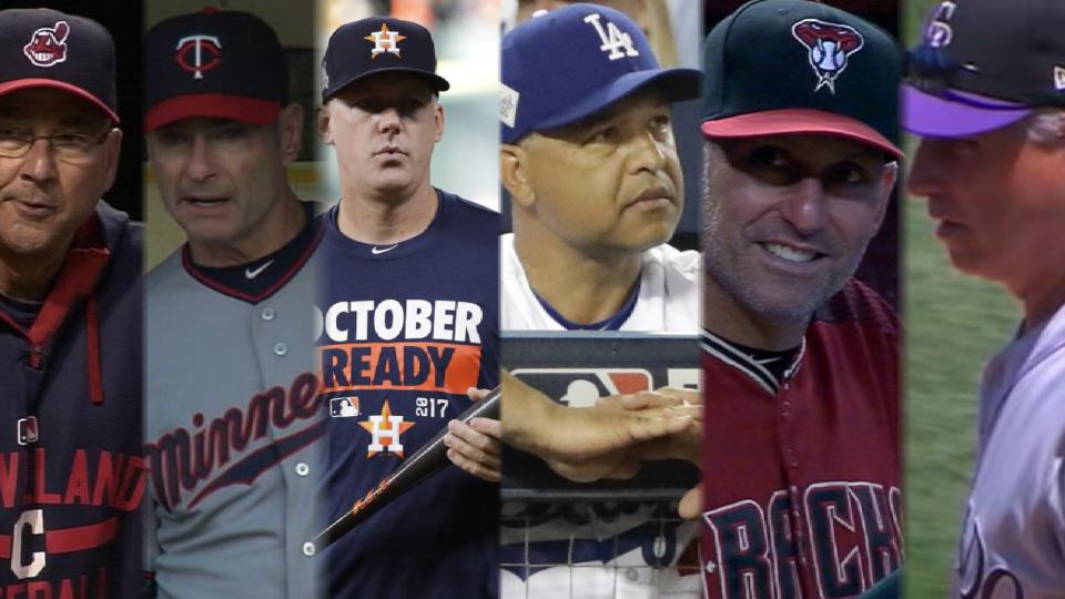 Manager of the Year finalists