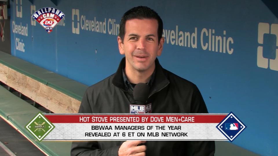 Hot Stove: Anthony Castrovince