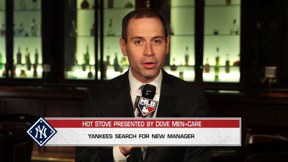 Morosi joins Hot Stove