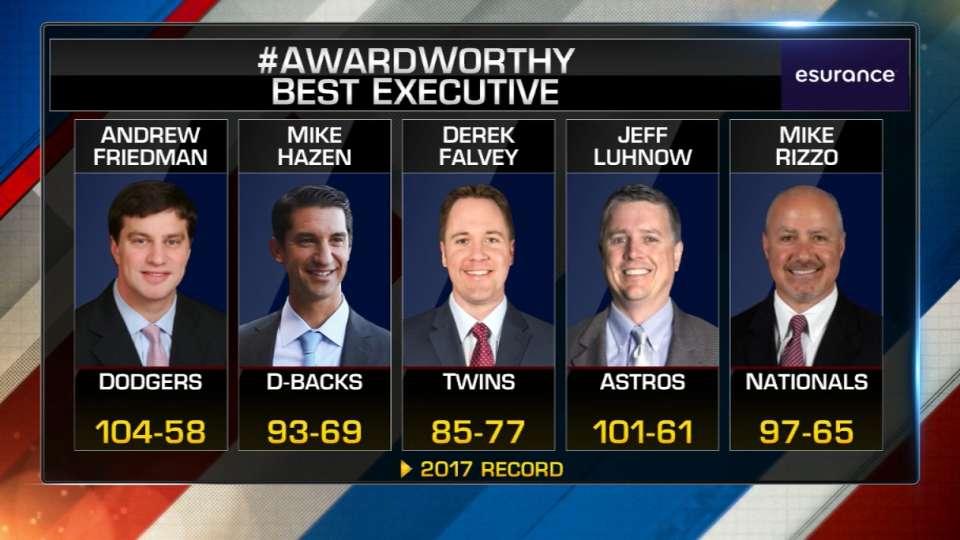 Best executive