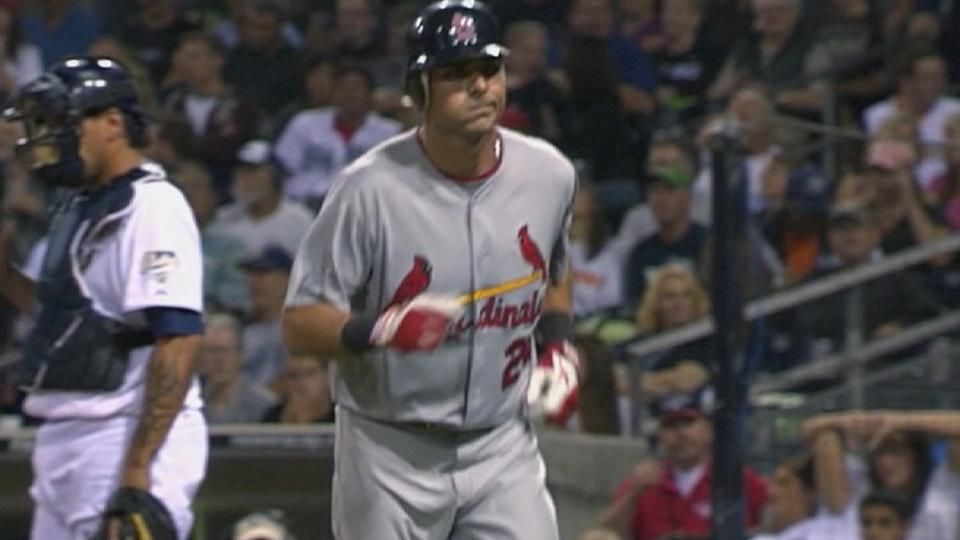 Ankiel on hitting and pitching