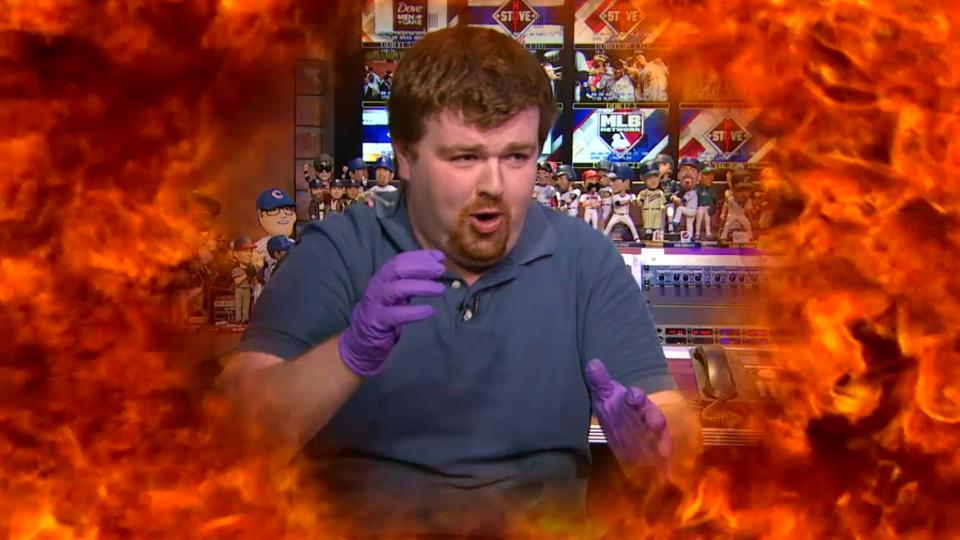 Hot Stove's One Chip Challenge