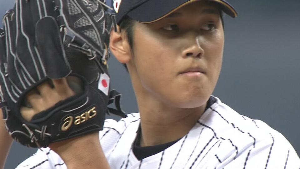Mariners' interest in Ohtani