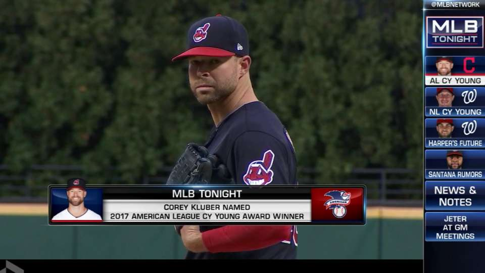 MLB Tonight: Cy Young - Kluber