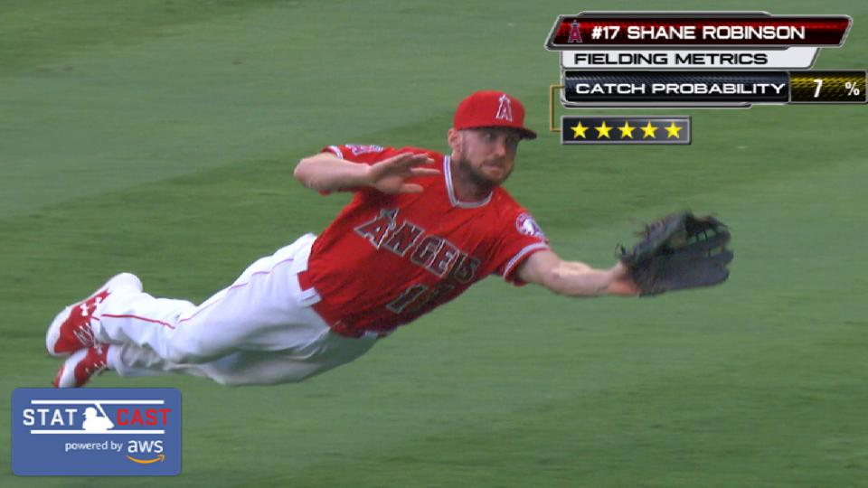 Statcast five-star catch: Angels