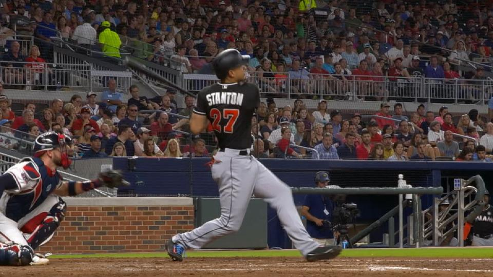 Stanton's stance on trade rumors