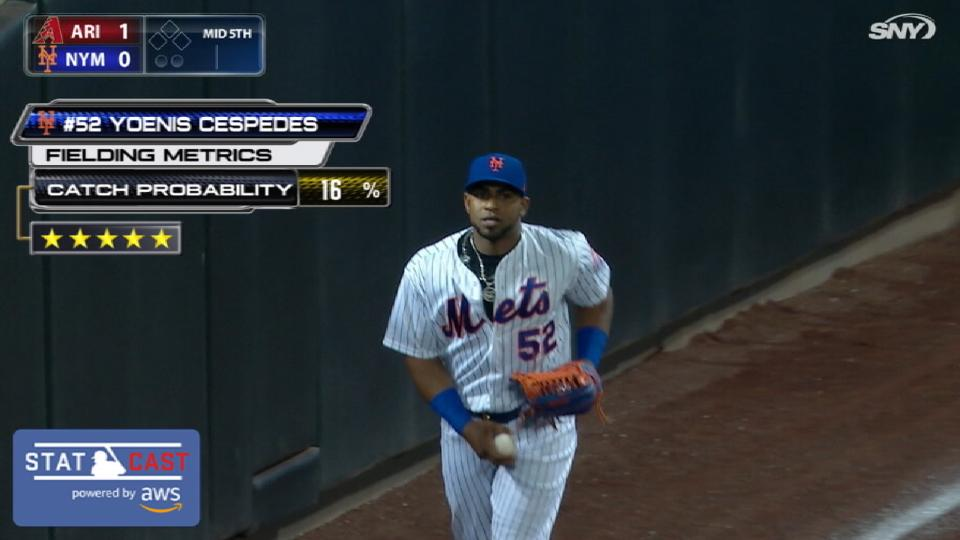 Five-star catches: Mets