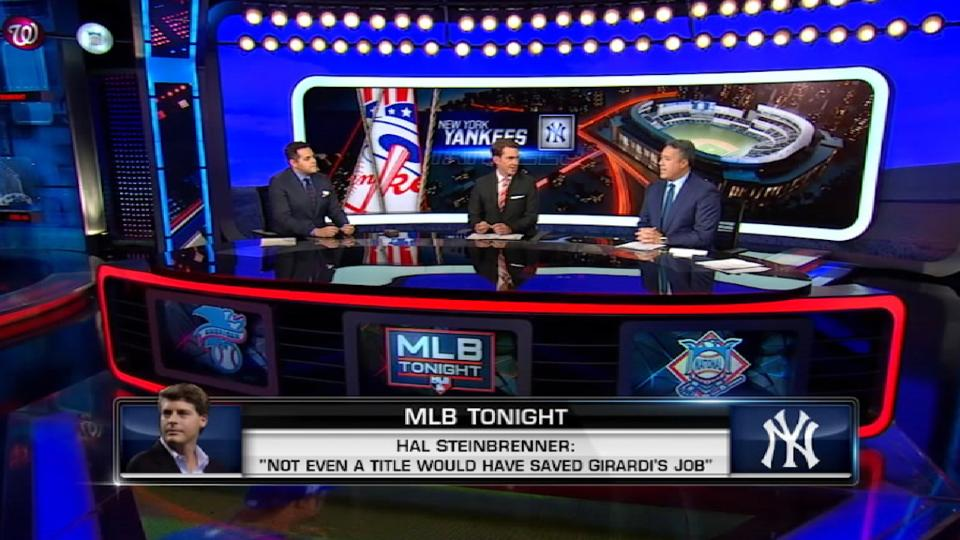 MLB Tonight: Yankees manager
