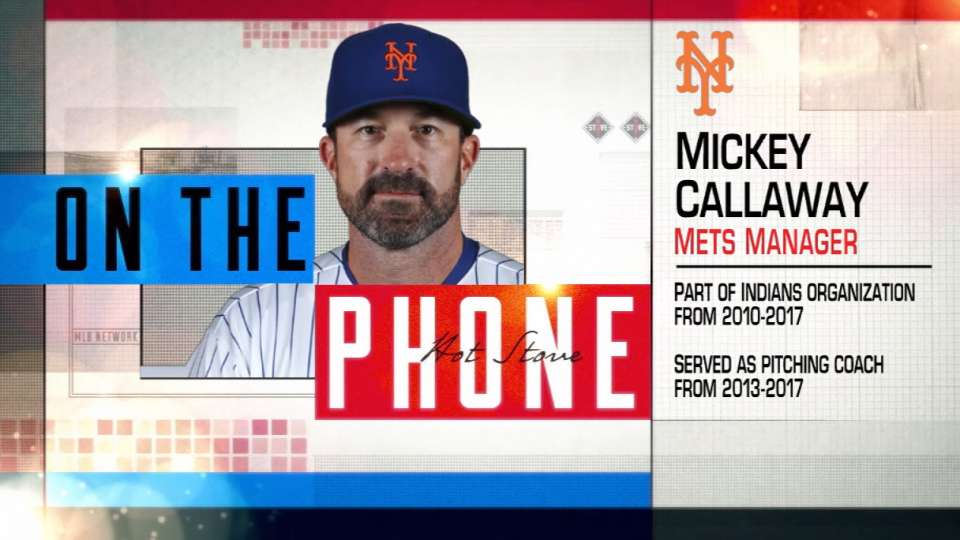 Callaway on Mets' young pitchers