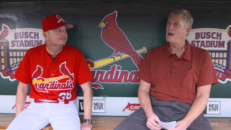 Inside Access: Mike Shildt