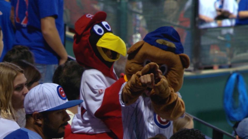 The Cards and Cubs' rivalry