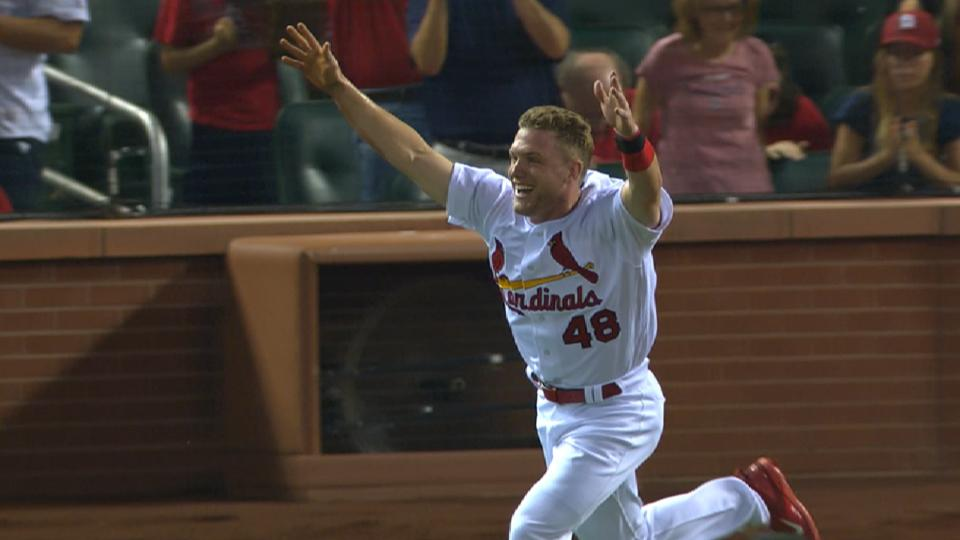 Player Spotlight: Harrison Bader