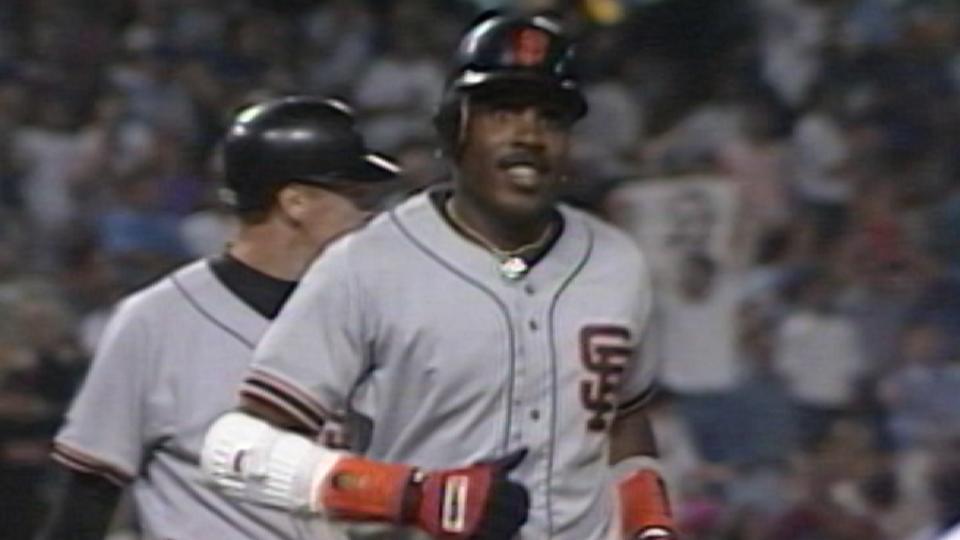 Bonds' 46th homer of 1993
