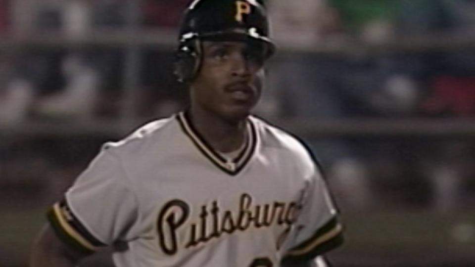 Bonds' two-homer game in 1990