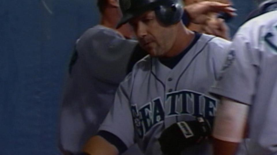 Martinez's 300th home run