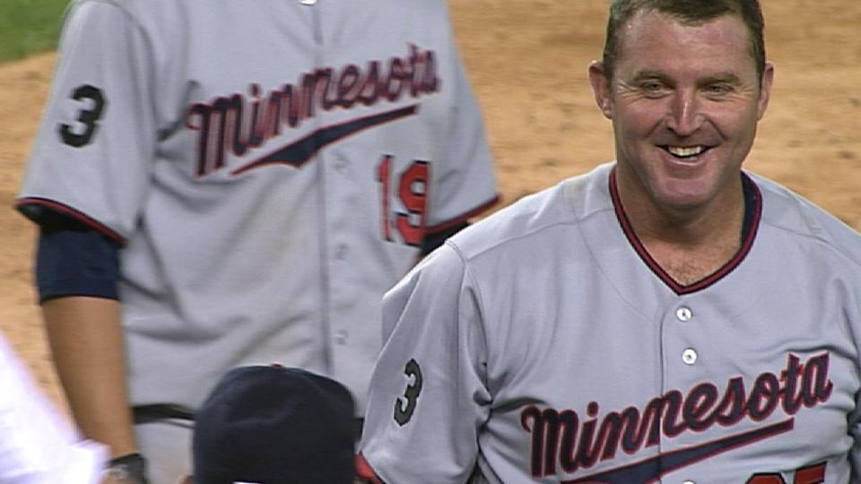Thome left mark in Twins stint