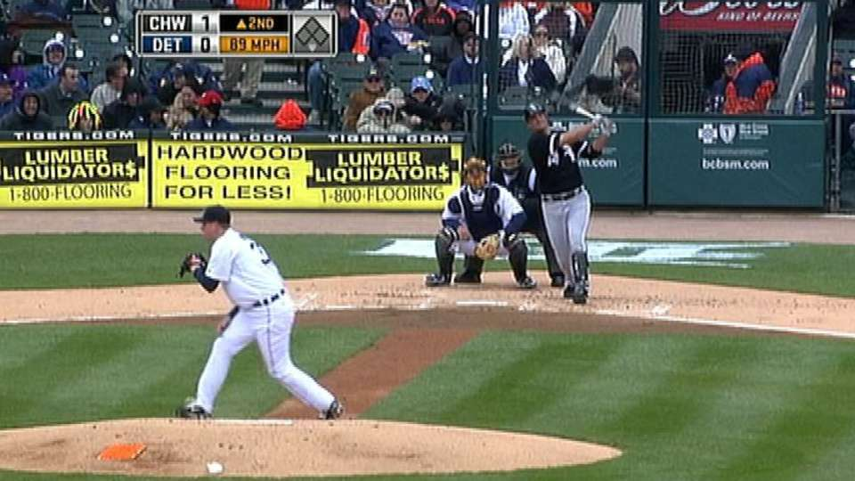 Konerko's 300th home run