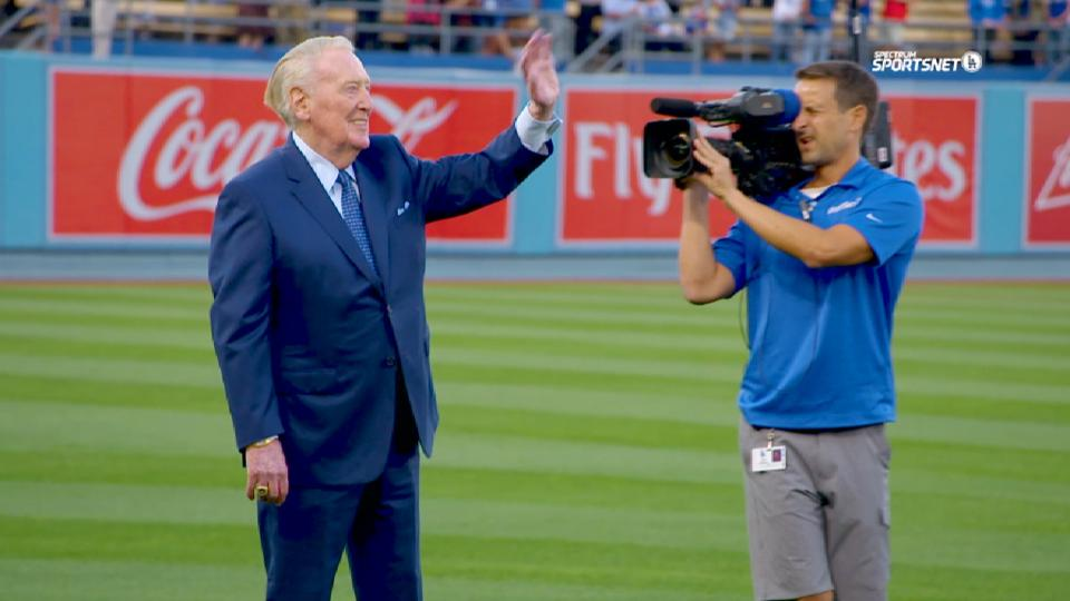 Vin Scully Ring of Honor