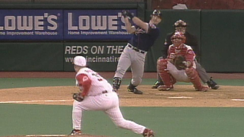 Thome's game-tying home run