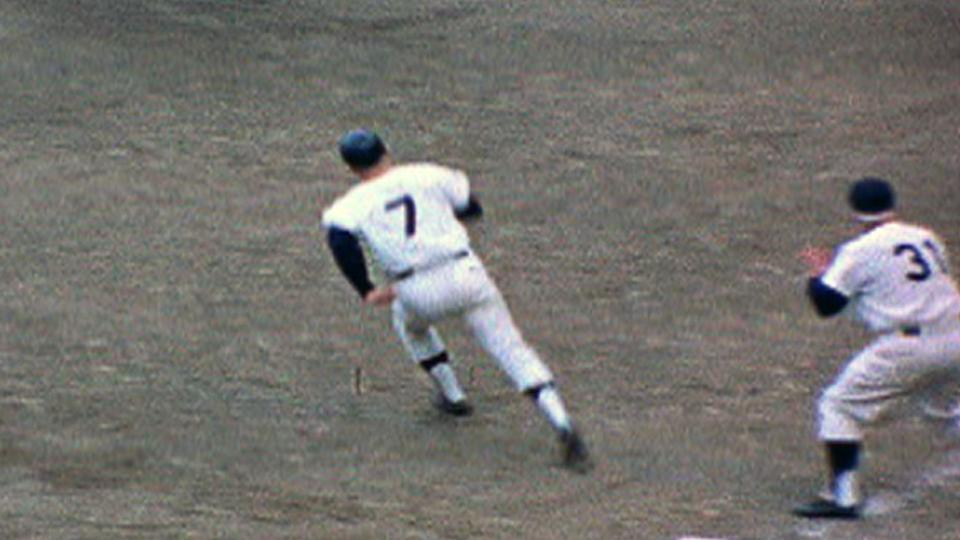 Mantle's walk-off homer