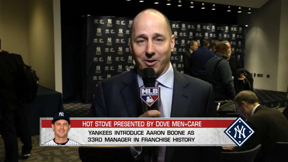 Cashman on Boone's potential
